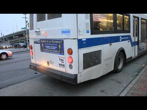MaBSTOA Bx5 / Bx6 / Bx19 Bus Action at Hunts Point Avenue / Southern Blvd