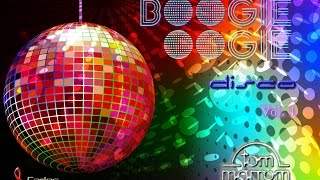 Best Disco 70's Mix - 'Tom Marrom - Boogie Oogie Vol. 1' • Sucessos da Discoteca