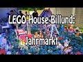 LEGO Jahrmarkt im LEGO House Billund (Klemmbausteinlyrik vor Ort in 4K)