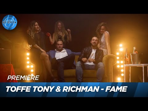 Toffe Tony & Richman - Fame (Official Video)!