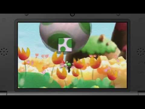 Yoshi's Island 3DS - HQ