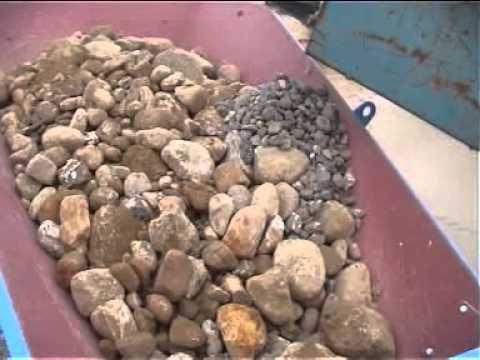 Раздробить камни в домашних условиях