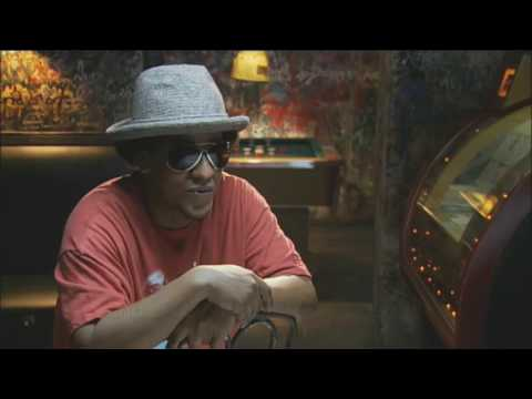 Tego Calderón on Latin Music USA Video