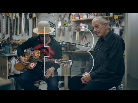 Ben Harper & Charlie Musselwhite - No Mercy In This Land | A Take Away Show