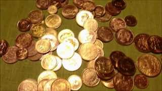 Box of Gold Coins