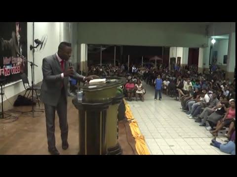 Pastor Samuel Procópio - Deus não desistiu de você - parte 1