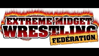 Extreme Midget Wrestling at TNT Billiards