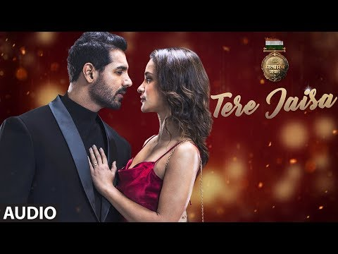 Tere Jaisa Full Audio Song | SATYAMEVA JAYATE | Arko | Tulsi Kumar | John Abraham | Aisha Sharma