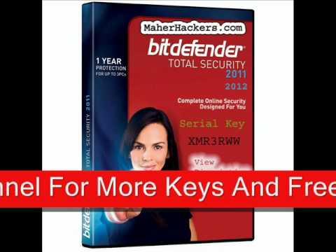 bitdefender total security 2011 crack