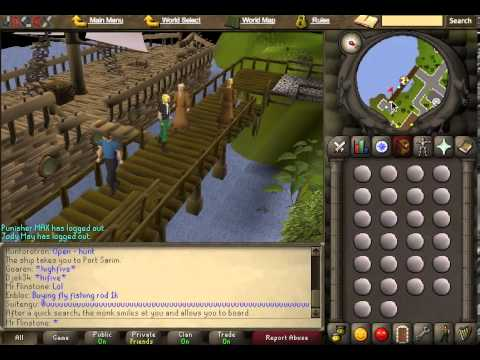New Runescape 07 Law Rune Running guide