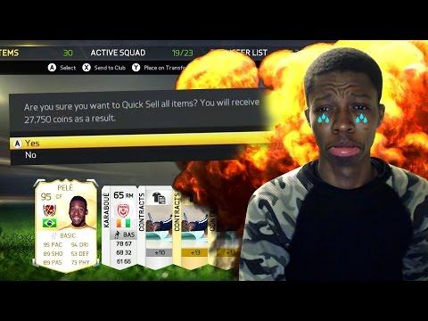 DISCARDING PELE - FIFA 15