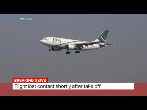 Pakistan Plane Crash: Plane crashes in northern Pakistan