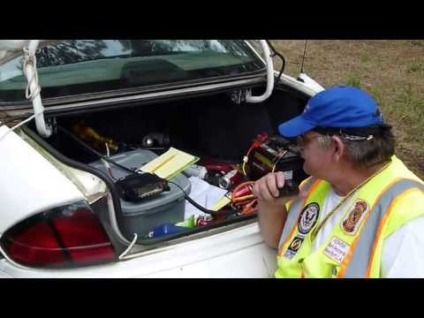 Amateur Radio Net  Camp Claiborne