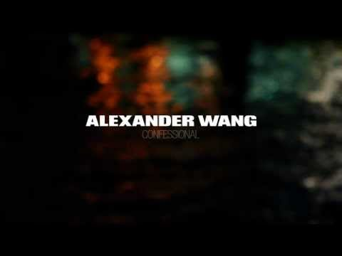 ALEXANDER WANG FALL 2012 MODEL CONFESSIONAL FEAT. SHALOM HARLOW
