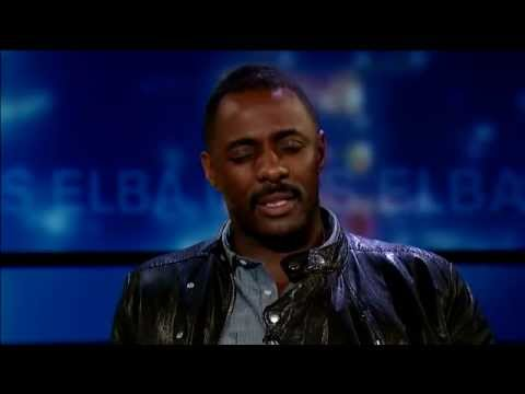 Idris Elba On Pacific Rim, Nelson Mandela - George Stroumboulopoulos Tonight