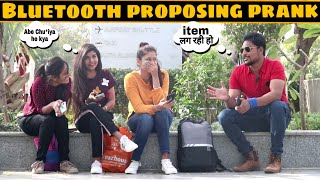 Bluetooth Prank - Flirting with hot girls part-2 !! prank in india ! 3 jokers pranks