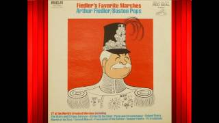 Pomp And Circumstance No 1 Elgar Fiedler Boston Pops