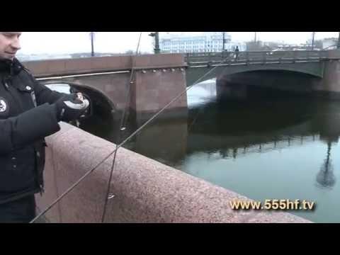 видео рыбалка в питере