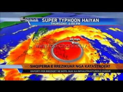 aporti: Shqipëria e rrezikuar nga katastrofat - Top Channel Albania - News - Lajme