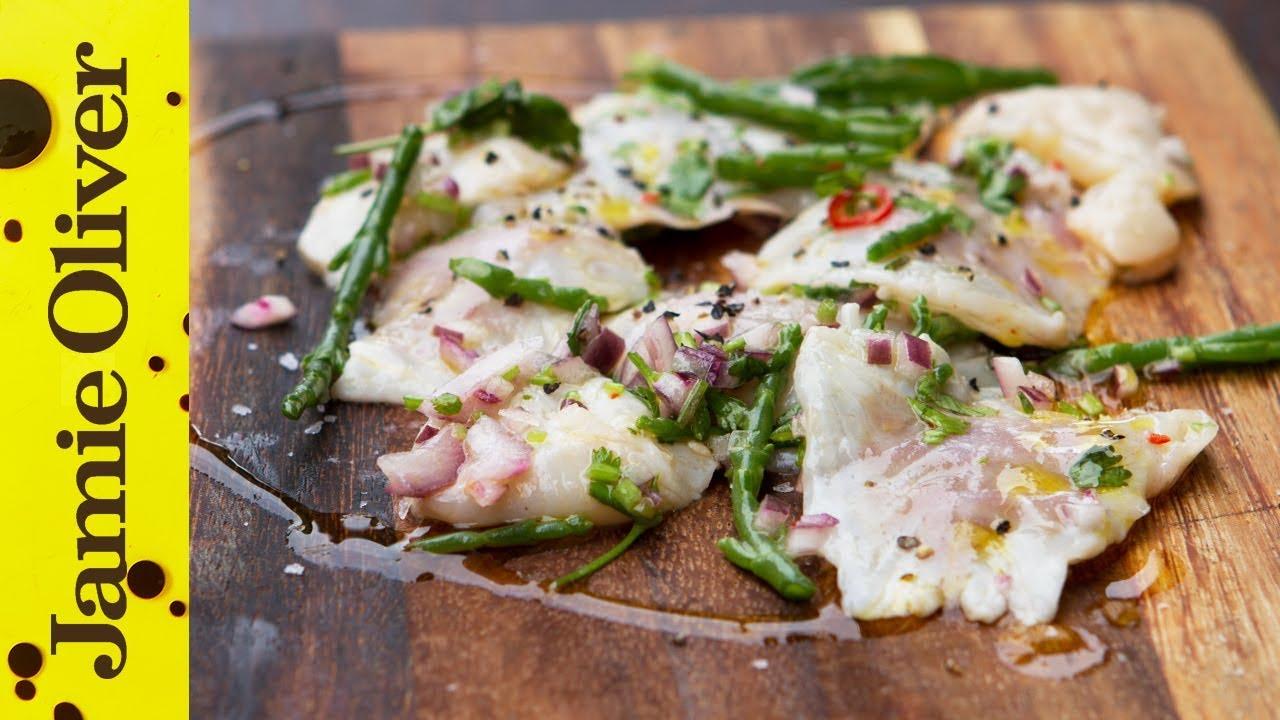 Рецепты из рыбы от джейми оливера