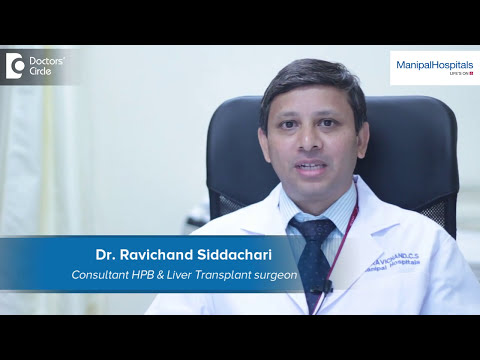 Radiofrequency Ablation of Liver Tumors - Dr. Ravichand Siddachari - Manipal Hospital Bangalore