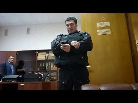 Антон Долгих vs. ЧОП Аякс в администрации города Кирова