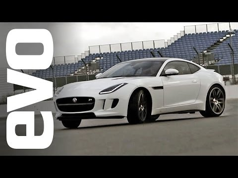 Jaguar F-type R Coupe: The ultimate drift machine   evo REVIEW