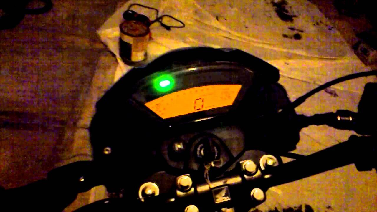 Honda Cbf 150 Invicta 2014 Falla Honda Invicta 2014