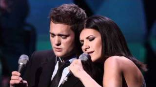 Michael Buble Video - Michael Buble feat. Laura Pausini - You will never Find - Caught in the Act