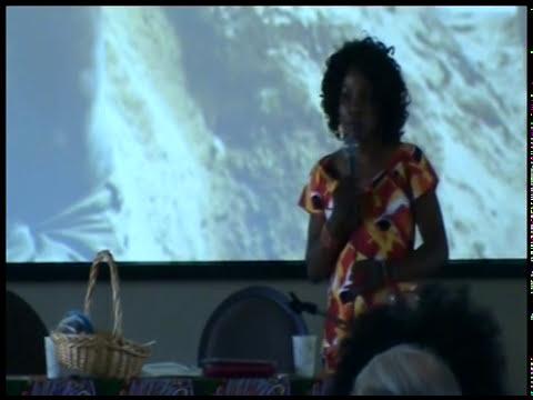 Coco Ramazani: I  AM Congolese Woman War Rape Survivor, HIV+, PTSD:  Breaking my Silence