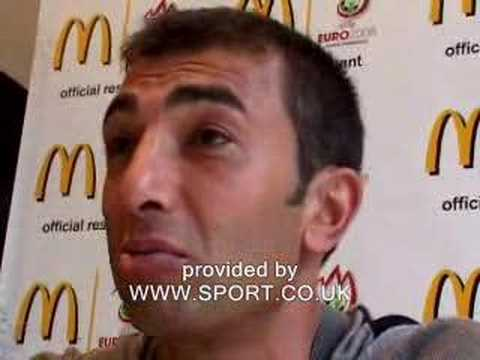 Euro 2008 - Roberto di Matteo on Italy and Scolari