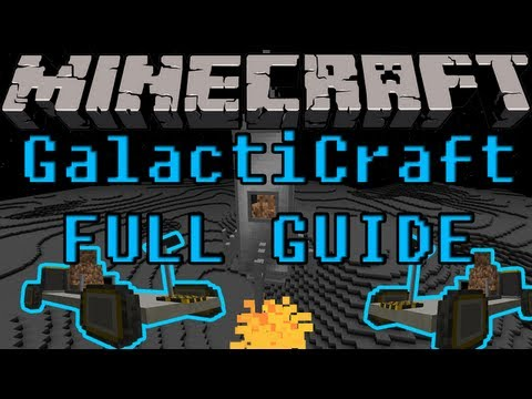 Chazofftopic - Minecraft Mods - GALACTICRAFT MOD FULL REVIEW/GUIDE! [1.4.7]