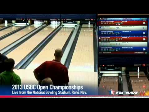 Open Championships: Lodge Lanes Too - D/S