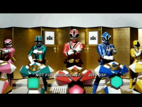 Power Rangers Season 18 - Legends Promo
