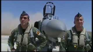 Hellenic Air force Live Fire Demonstration 2014