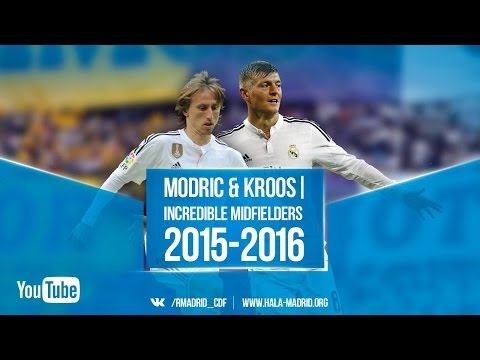Luka Modric & Toni Kroos | Incredible Midfielders
