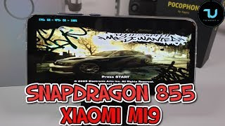 Xiaomi Mi9 Dolphin Snapdragon 855 Gaming test! 30-60 FPS Gamecube games