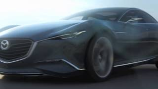 All-New Mazda Shinari trend-setting concept (HD)