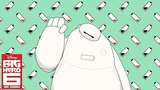 Baymax and Hiro (Short) | Big Hero 6 The Series | Disney Channel