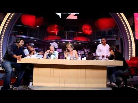 i pacchi di Max Giusti e Nancy Brilli a radio2 / 24-09-2010