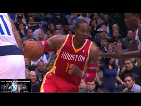 Dwight Howard Rockets Highlights 2013/2014