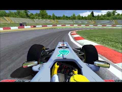 rFactor - F1 LRC 2011 | Nico Rosberg - German GP