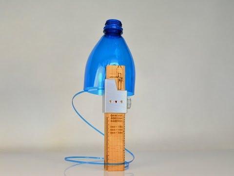 ペットボトルから紐を作る面白い方法