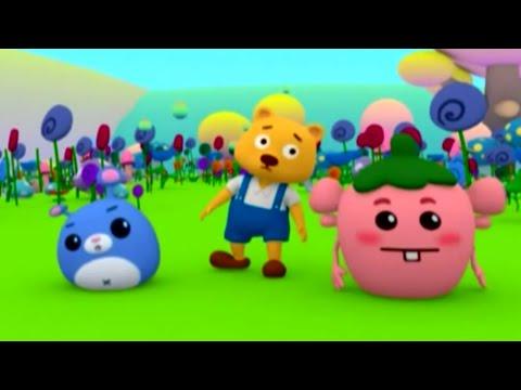 Развивающий мультфильм - Руби и Йо-Йо - Чудесный сад