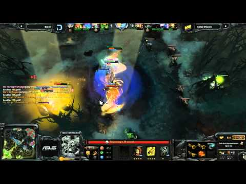 NaVI gets Teamwiped vs Darer at StarLadder