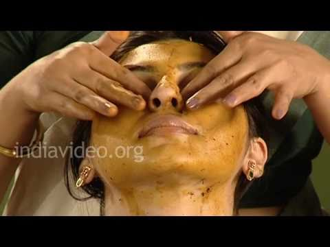 Facial using Marigold flowers