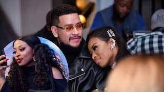 This Is The Reason AKA and DJ Zinhle Broke Up
