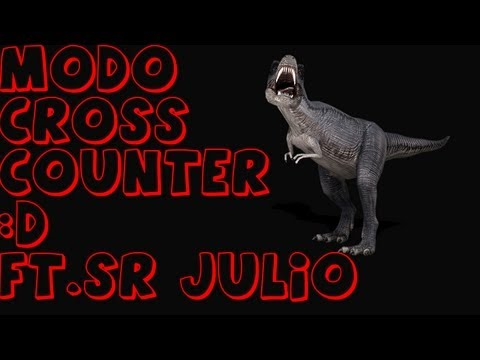 NOVO MODO:Cross Counter Point Blank FT.Sr Julio