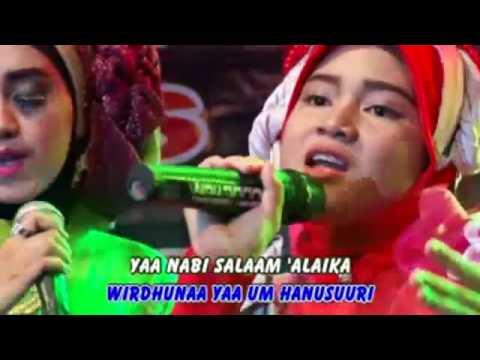 Download All Artis   Ya Nabi Salam Sagita Jandhut Mp4 baru