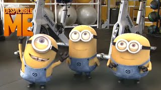 "Despicable Me - Minions on ""The Biggest Loser"""